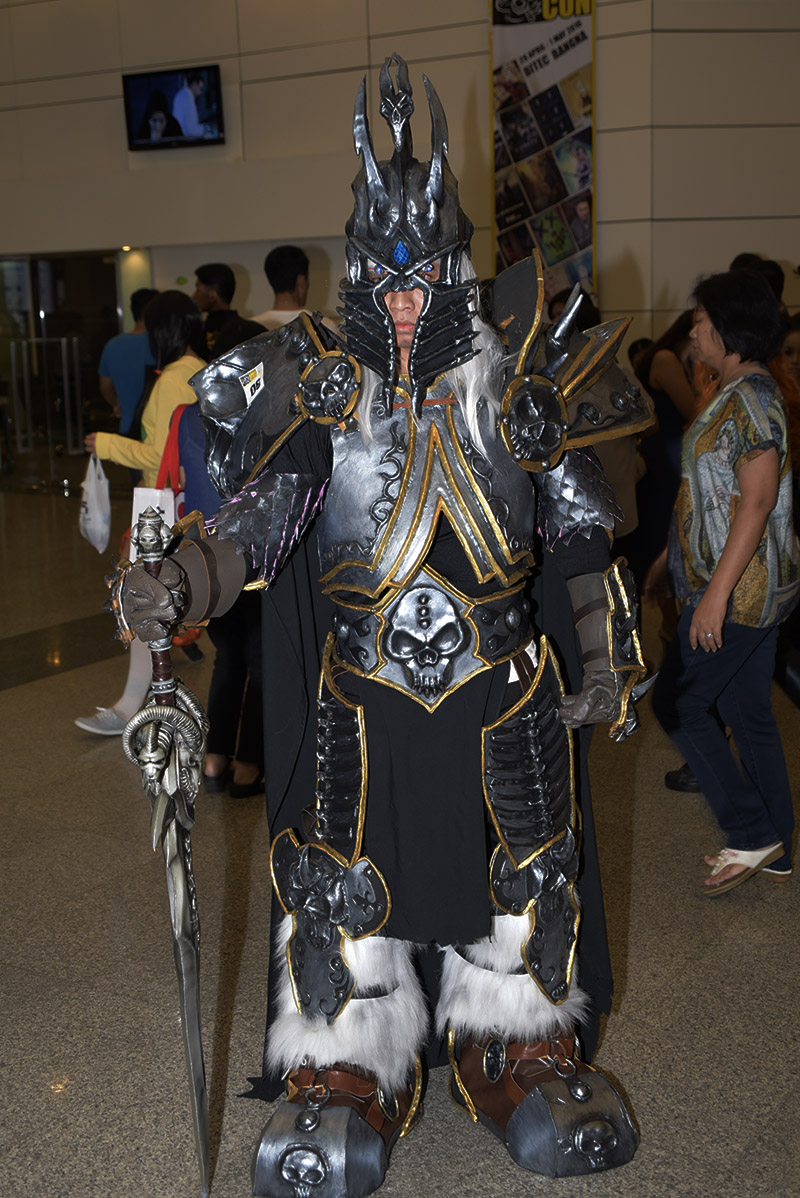 Bangkok Comic Con Cosplay