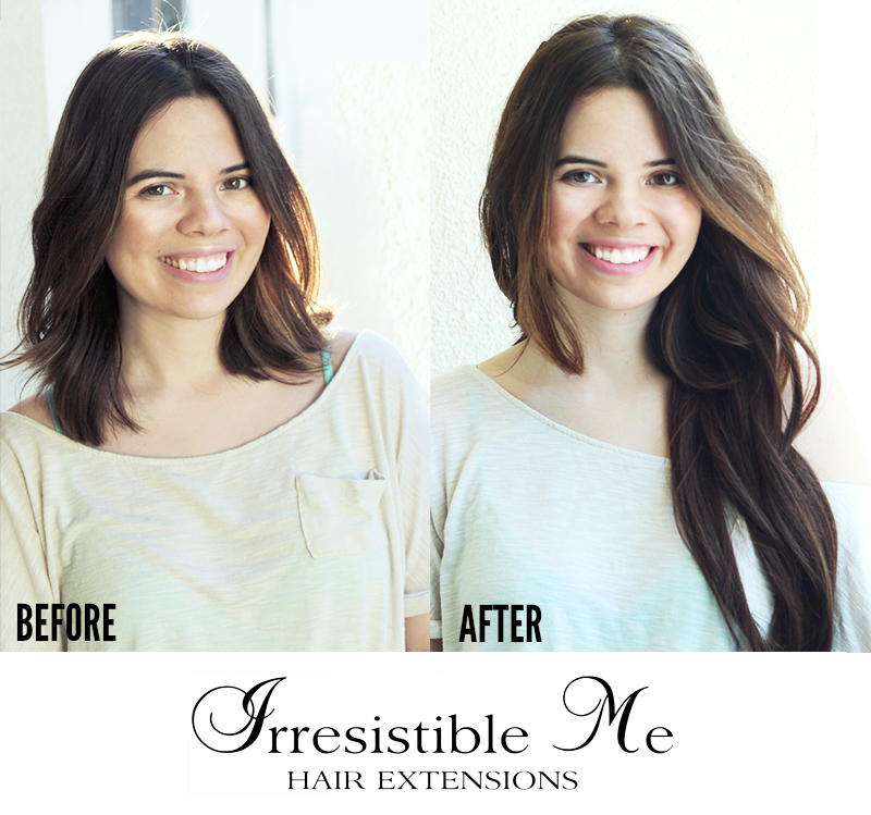Review Irresistible Me Hair Extensions The Geeky Fashionista