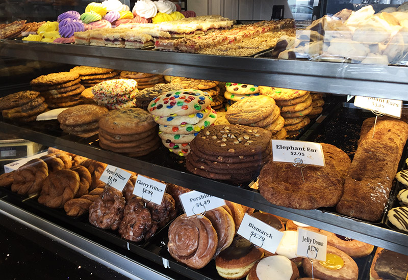 Seattle - Larsen's Bakery