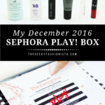 December Play! By Sephora Box