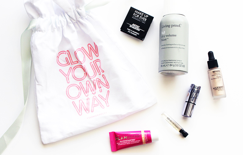 March Sephora Play! Box // The Geeky Fashionista