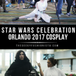Star Wars Celebration Orlando Cosplay