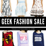 Geek Fashion Hot Topic 40% Off Sale // The Geeky Fashionista