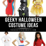 Geeky Halloween Costume Ideas // The Geeky Fashionista