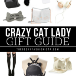 Crazy Cat Lady Gift Guide // The Geeky Fashionista