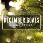 December Goals 2017 // The Geeky Fashionista