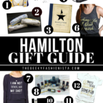 Hamilton Gift Guide // The Geeky Fashionista