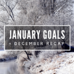 January 2018 Goals // The Geeky Fashionista